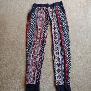 Almost famous gently worn super soft lounge pant